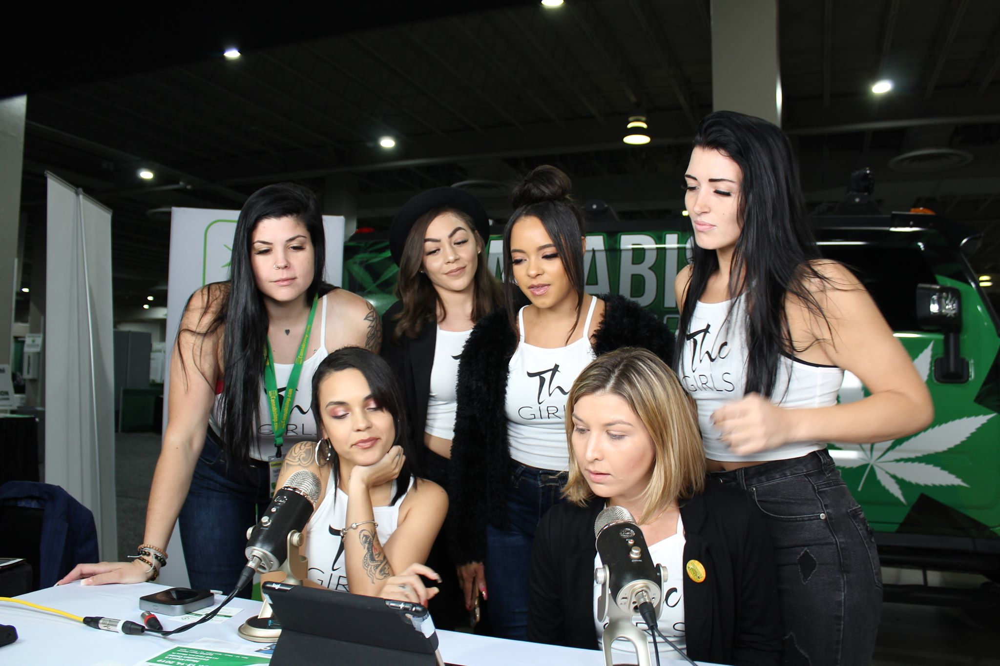 THC Girls Cannabis Marketing Agency